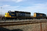 CSX 8830, 8815 return on CA-11